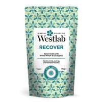 Vitamins & Supplements  - Westlab Recover Epsom Salts with White Willow & Eucalyptus 1kg