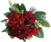 Red Christmas Flower Bouquet