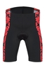 Polaris - Stars and Stripes Childrens Shorts Red/BlackLarge