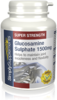 Vitamins & Supplements Glucosamine Sulphate 1500mg Capsules