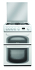 Hotpoint 60HGP 60cm Gas Double Oven in Polar White