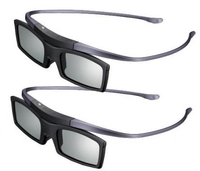 Television Accessories  - Samsung SSGP51002XC Active 3D Glasses Battery Powered Twin Pack