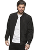 ETO Mens Designer Move Black Jacket
