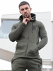Men's Clothing Raw Denim Designer Outlet - Scale Zipped Tracksuit Hood Bound By Honour by Bound By Honour for only £22.99 // Raw Denim