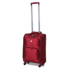 Aerolite 9975 Lightweight 21″ (50cm) Cabin Hand Luggage (Wine)