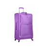 Aerolite 9975 Lightweight 26″ Travel Luggage Suitcase (Lilac)