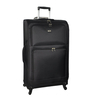 Aerolite 9975 Lightweight 26″ Travel Luggage Suitcase Luggage (Black)