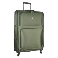 Aerolite 9975 Lightweight 26″ Travel Luggage Suitcase (Olive)