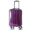 Aerolite PCF525 Hardshell Travel Luggage Suitcases 21&8243; (PURPLE)