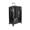 Aerolite PCF525 Hardshell Travel Luggage Suitcases 26&8243; (Black)