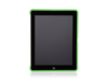 Impact Base iPad 3rd and 4th Generation Case - Green