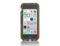 Mobile Phone Accessories  - Impact Mesh Case for iPhone 5c - Smokey