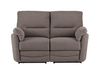 Sofas Sutton Medium Sofa with Electric Recliners in Barley Taupe