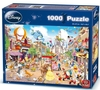 Games, Puzzles & Learning Disneyland Jigsaw Puzzle