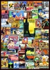 Games, Puzzles & Learning Travel The World Vintage Ads 1000 Piece Jigsaw Puzzle