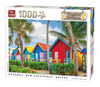 Games, Puzzles & Learning Tropical Dream Bahamas New Providence 1000 Piece Jigsaw Puzzle
