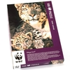 Games, Puzzles & Learning WWF Puzzles Snow Leopard 500 Piece Jigsaw Puzzle