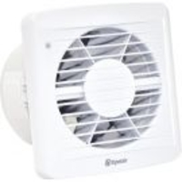 General Household  - Xpelair SLDC150HT Slimline Fan with Humidistat & Ultra DC Motor (92672AW) - New Generation
