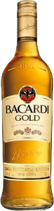 Bacardi - Carta Oro Gold Rum 70cl Bottle