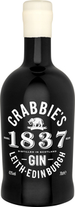 Crabbies - 1837 Gin 70cl Bottle