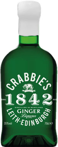 Crabbies - 1842 Ginger Liqueur 70cl Bottle