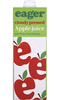 Eager Drinks - Apple Juice 1 Litre Carton