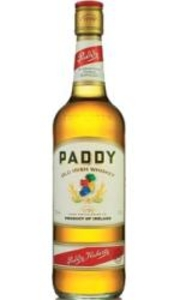 Alcoholic Drinks  - Paddy - Old Irish 70cl Bottle