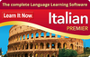 Games, Puzzles & Learning Learn it Now (Italian)