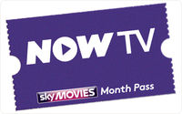 Home Entertainment  - NOW TV Sky Movies Month Pass