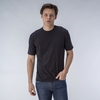 Men's Tops Black stretch fabric crew neck t-shirt (2-pack)