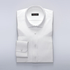 Business shirt in white dobby