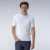 Men's Tops White stretch fabric crew neck t-shirt (2-pack)