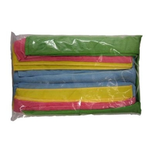 10 Pack of Microfibre Cloths