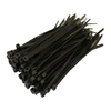 50 Pack Black Cable Ties (4.8mm)