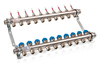 Underfloor Heating Manifold - 10 Port