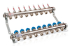 Underfloor Heating Manifold - 9 Port