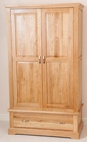 Furniture  - Aspen Double Wardrobe