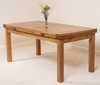 Farmhouse Rustic Butterfly Extending 200cm Dining Table