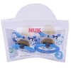 Cosmetics & Skincare NUK Whale Happy Kids Latex Soother Size 2 Blue