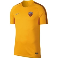 Football  - AS Roma Squad Training Top - Gold