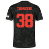 Manchester United Cup Third Shirt 2019 - 20 with Tuanzebe 38 printing