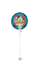 Birthday Pirate QR Code Birthday Balloon Gift