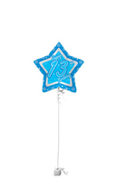 Birthday Gifts  - Birthday Shimmer Blue 13th Age Balloon Gift