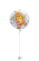 Other Occasions  - Love Bear Double Bubble Sorry Balloon Gift