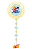 Pooh Welcome Baby Drop a Line New Baby Balloon Gift