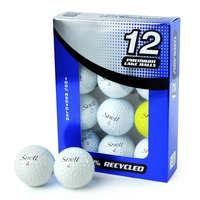 Golf  - Second Chance Snell Mix Of Recycled Golf Balls