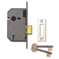 Home Security  - Union 2157 - 3 Lever Dead Lock (Upright)