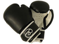 Boxing  - Fitness Mad Synthetic Leather Sparring Gloves