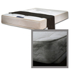 Furniture Clearance Vogue Ortho Deluxe 6FT Superking Mattress - Warehouse Soiled