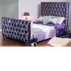 Furniture Sweet Dreams Vibe 5FT Kingsize Fabric Bedframe